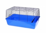 Benelux клетка для грызунов 60*36*32 см (rodent cage cavia 2 coloured funny)