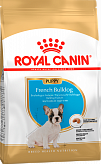 Royal Canin корм для щенков французского бульдога: до 12 мес.